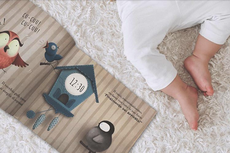 Little Yeti: libro personalizzabile per i più piccoli