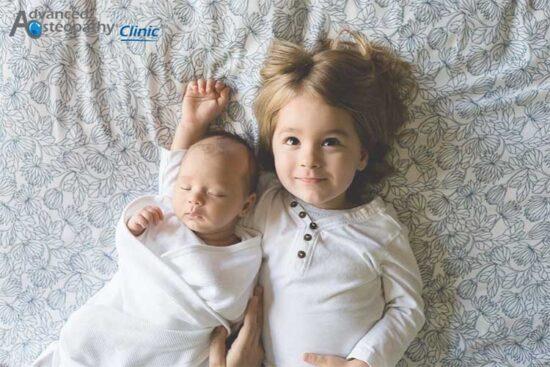 osteopata per bambini milano