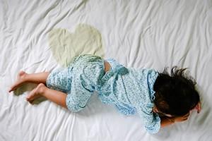 pipì a letto-enuresi