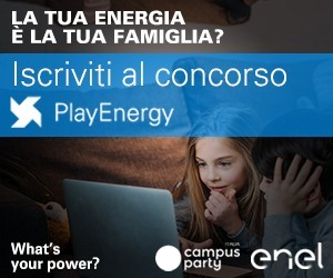 playenergy concorso