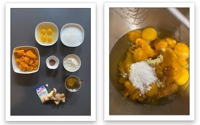 Pumpkin Bars ricetta
