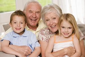relazione con i nonni