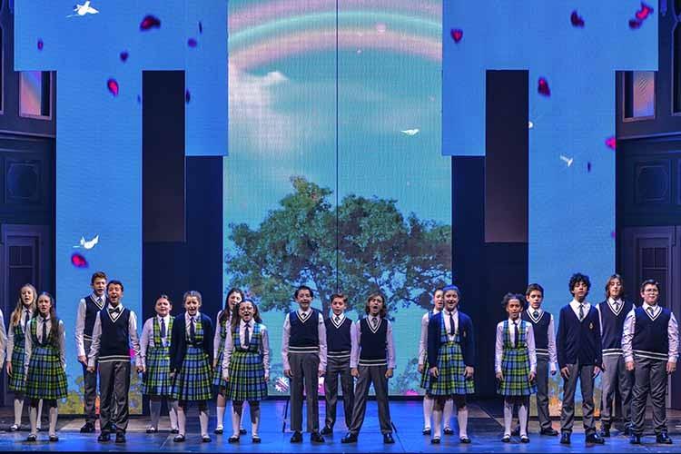 School of Rock musical