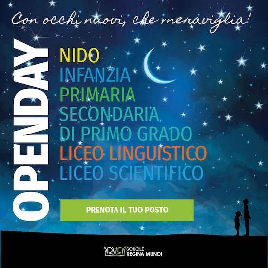 Scuole Regina Mundi Open Day