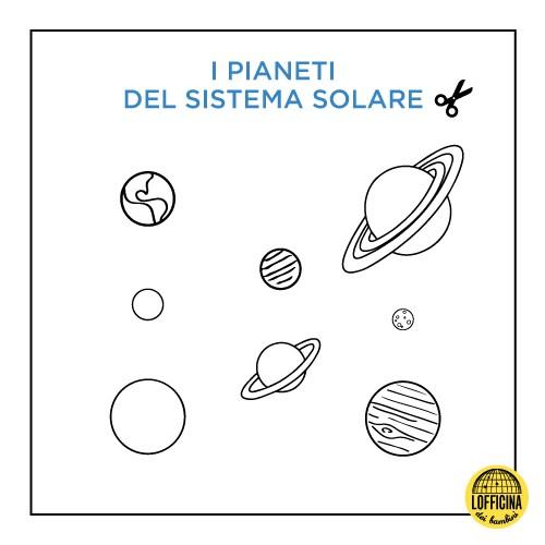 Laboratorio virtuale sistema solare