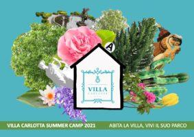 summer camp villa carlotta