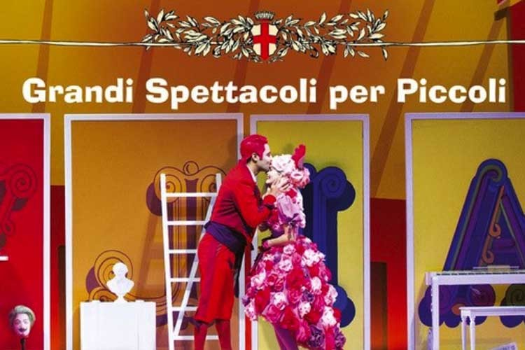 Teatro alla Scala con i bambini: Grandi Spettacoli per i Piccoli