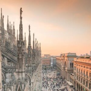 terrazze del Duomo visita guidata
