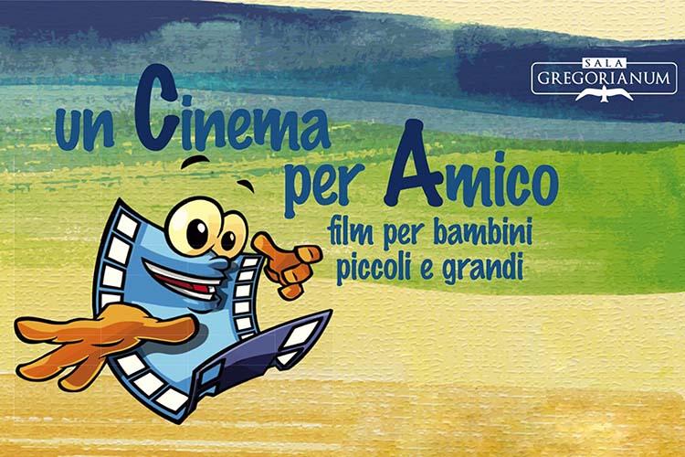 Un cinema per amico rassegna cinematografica per bambini con merenda