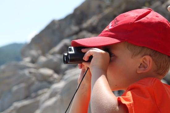 viaggiare con i bambini piccoli