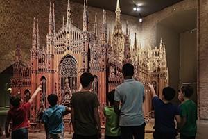 Visite guidate al Duomo per bambini: Leonardo da Vinci e la sfida della cupola