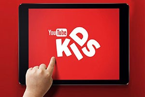 YouTube Kids un mondo di video